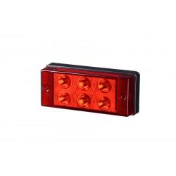 Lampa przeciwmgielna LPD 591