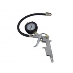 Pistolet do pompowania z ciśnieniomierzem 15 BAR