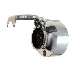 Gniazdo przyczepy 7 PIN, aluminiowe