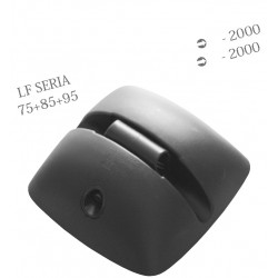 Lusterko 199 x 199, do modeli: LF SERIA → - 2000, 75+85+95 → - 2000, podgrzewane