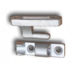 zawias burty aluminiowej