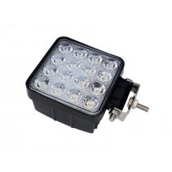 LAMPA ROBOCZA 16 LED DIODOWA HALOGEN 48W 12-24 V