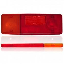 klosz lampy 549 lewy/prawy plastik C-360 D-470 D-50