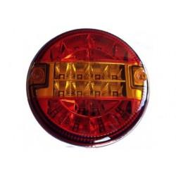 lampa tylna zespolona LED cofania HOM.E4 12-24V