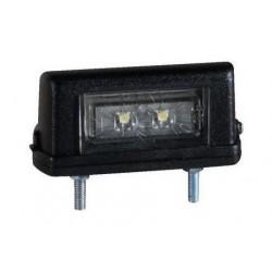 lampa oświetlenie tablicy rejestracyjnej LED