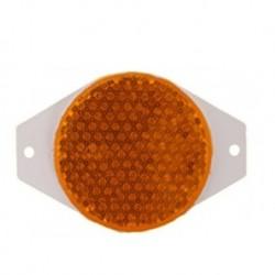 lampy odblaski przyczep pomarańczowy śruba