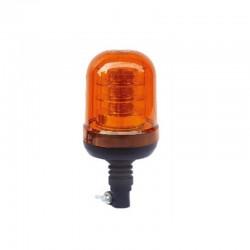 LAMPA BŁYSKOWA 18 LED*3W R65 R10 FLEX