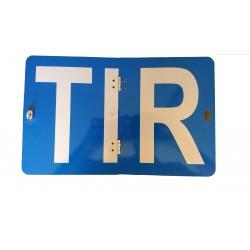 tablica łamana TIR
