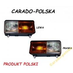 Lampa kierunku na błotnik C360 plastik prawa/lewa
