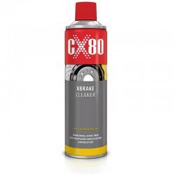 CX80 XBRAKE CLEANER 500 ML PREPARAT DO CZYSZCZENIA HAMULCÓW